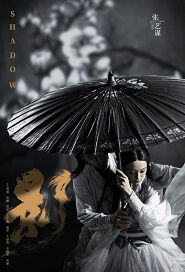 Shadow Movie Poster, 影 2018 Chinese film