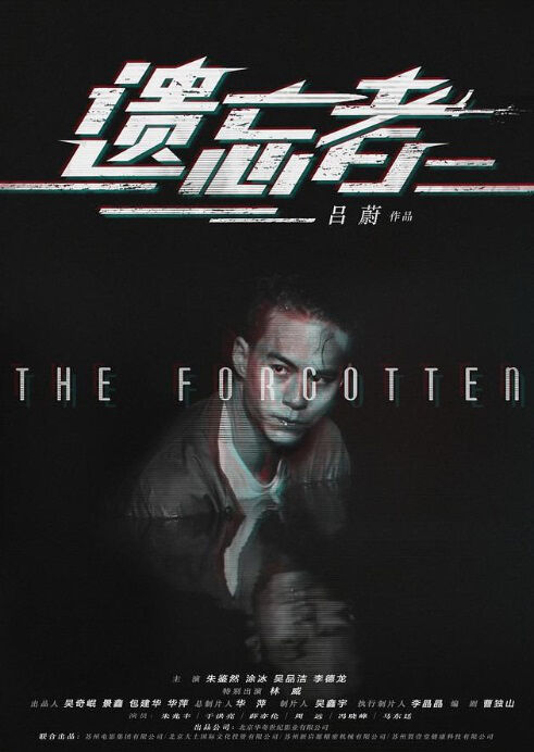 The Forgotten Movie Poster, 2018 Chinese Film