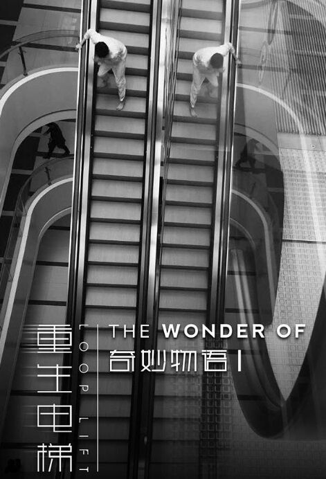 The Wonder of Loop Lift Movie Poster, 奇妙物语之重生电梯 2018 Chinese film