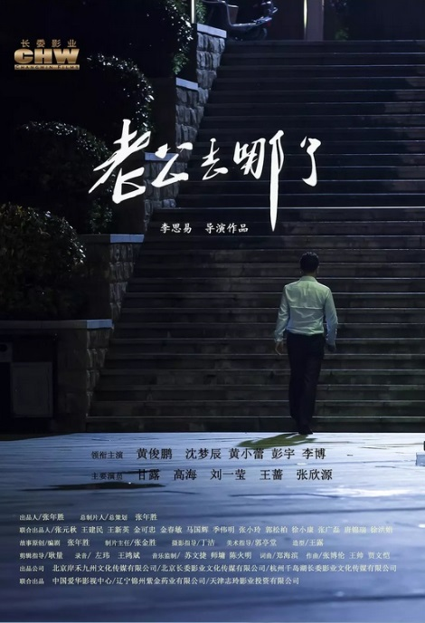 Where Is the Husband Movie Poster, 老公去哪了 2019 Chinese film