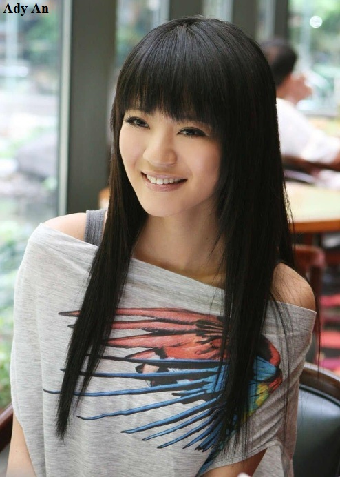 Ady An, Chinese TV Actress