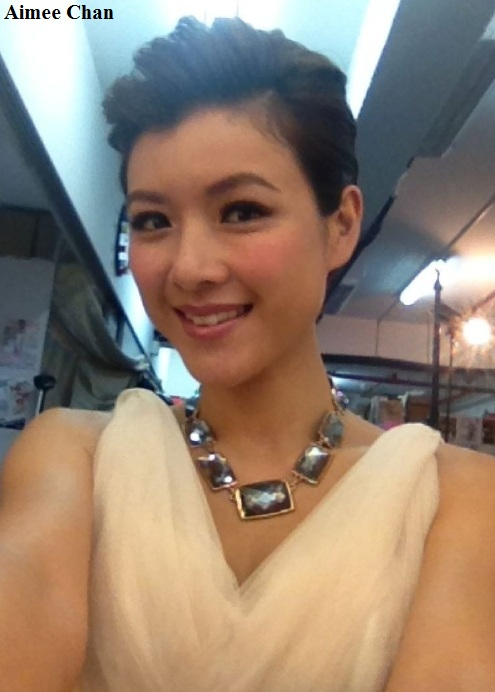 Aimee Chan, Hong Kong Actress