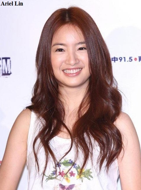 ���� ariel lin actress taiwan filmography tv drama