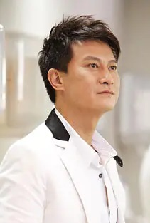 Canti Lau 劉錫明, Chinese Actor