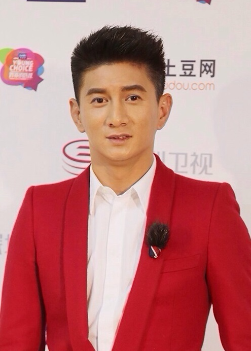 Nicky Wu, Chinese Actor