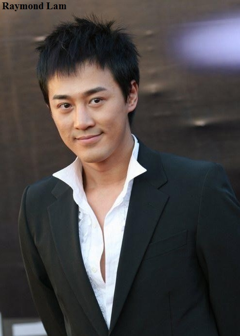 Raymond Lam, chinese actor