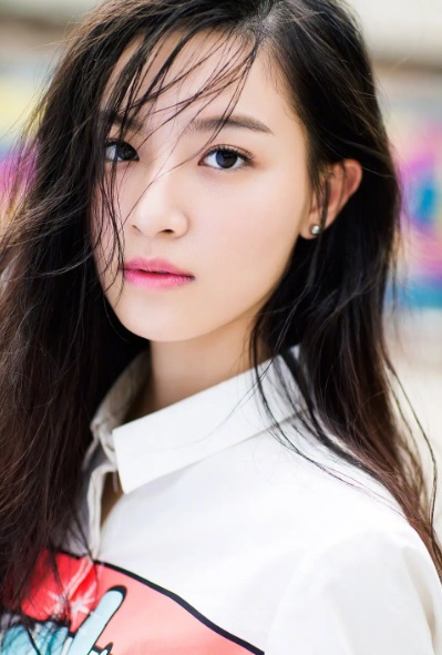 Vicky Liang 梁婧娴, Chinese Actress