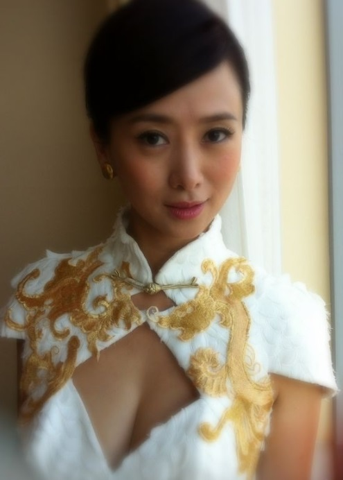 Yvonne Yung 翁虹, Chinese Actress