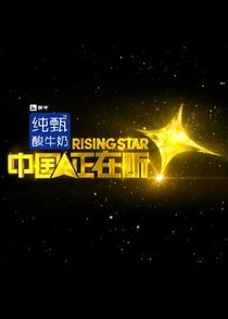 Rising Star Poster, 2014 Chinese TV show