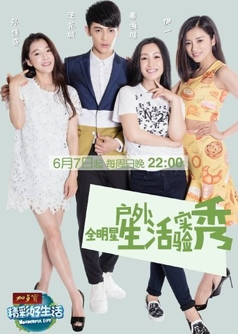 Wonderful Life 2015 Poster, 2015 Chinese TV show