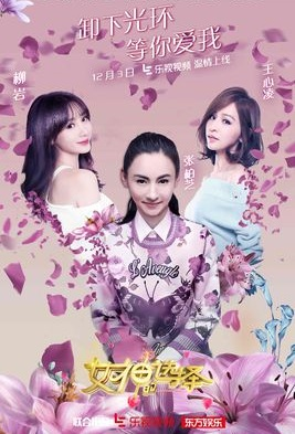Goddess' Choice Poster, 2016 Chinese TV show