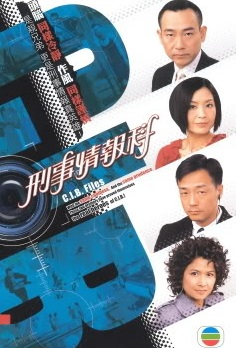 CIB Files poster, 2006 Hong Kong TV drama series