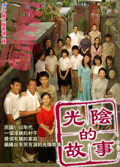 Story of Time Poster, 2008