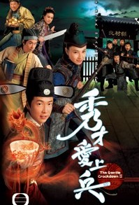 The Gentle Crackdown 2 Poster, 2008 Hong Kong TV Drama Series