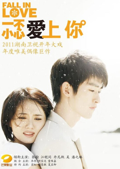 Fall in Love Poster, 2011, Hans Zhang