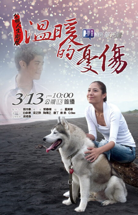 Warm Sorrow Poster, 2011 Taiwan TV Drama Series List