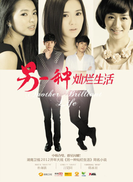 Another Brilliant Life Poster, 2012 Chinese TV drama Series