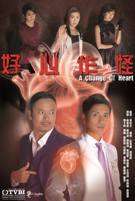 A Change of Heart Poster, 2013 Hong Kong Drama