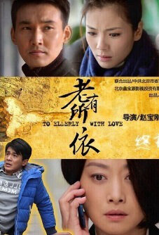To Elderly with Love Poster, 2013 Chinese TV drama series