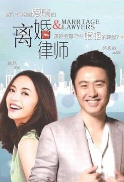 Marriage & Lawyers Poster, 2014 Chinese TV drama series