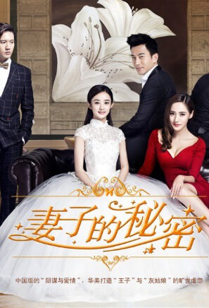Wife's Secret Poster, 2014 Chinese TV drama series
