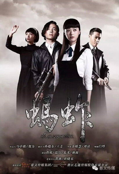 A Grasshopper Poster, 2015 Chinese TV drama series