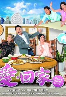 Come Home Love 2 Poster, 2015 TVB Drama Series