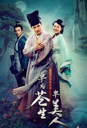 Common Doctor Poster, 2015 Chinese TV drama series
