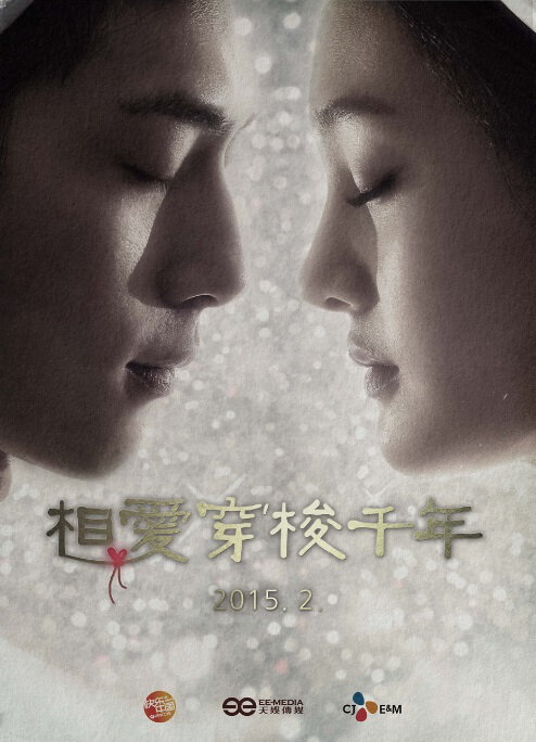 Love Through the Millennium Poster, 2015 chinese tv drama series