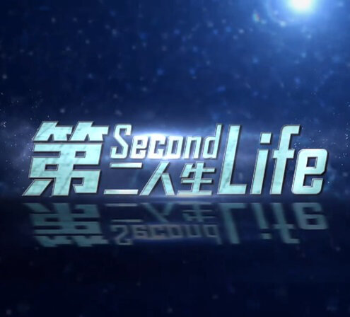 Second Life Poster, 2015 Chinese TV drama series