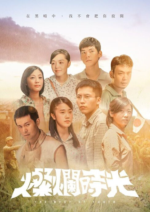 The Best of Youth Poster, 2015 Taiwan TV drama Series
