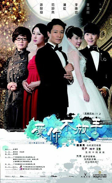 True Love, Never Let It Go Poster, 2015 Chinese TV drama series