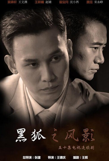 Black Fox Poster, 2016 Chinese TV drama series