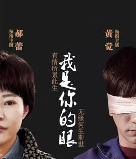 I Am Your Eyes Poster, 2016 Chinese TV drama series