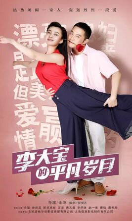 Li Dabao's Ordinary Years Poster, 2016 Chinese TV drama series