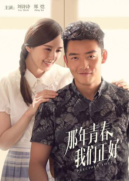 Precious Youth Poster, 2016 Chinese TV drama series