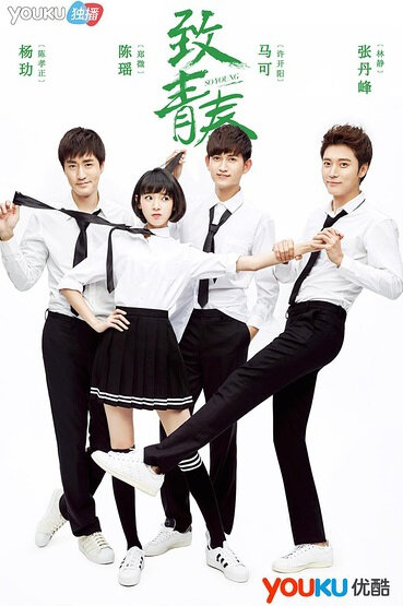 So Young Poster, 2016 Chinese TV drama series