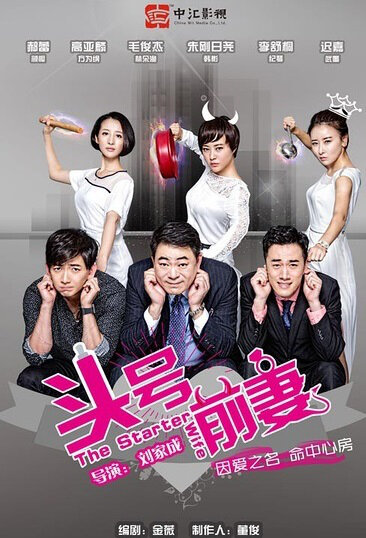 The Starter Wife Poster, 2016 Chinese TV drama series