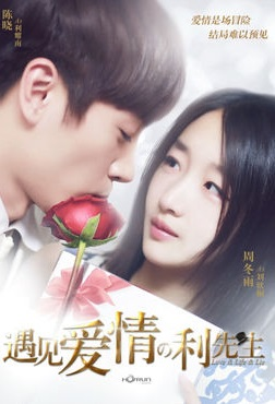 Love & Life & Lie Poster, 2017 Chinese TV drama series