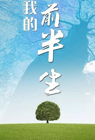 The First Half of My Life Poster, 我的前半生 2017 Chinese TV drama series