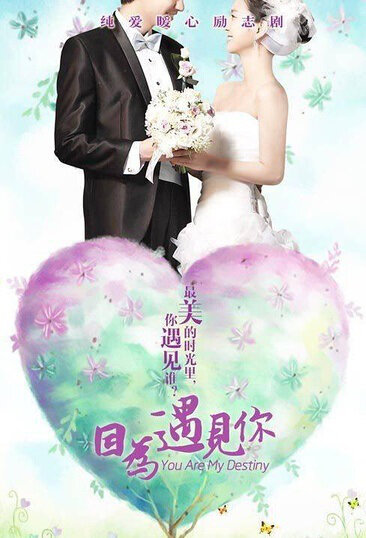 You Are My Destiny Poster, 2017 Chinese TV drama series