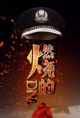 Burning DNA Poster, 燃烧的DNA 2019 Chinese TV drama series