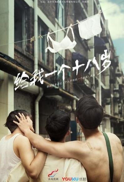Our 18 Years Old Poster, 我们的十八岁 2019 Chinese TV drama series