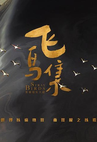 Stray Birds Poster, 飞鸟集 2019 Chinese TV drama series