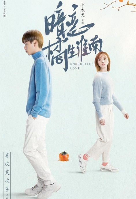 Unrequited Love Poster, 暗恋·橘生淮南 2019 Chinese TV drama series
