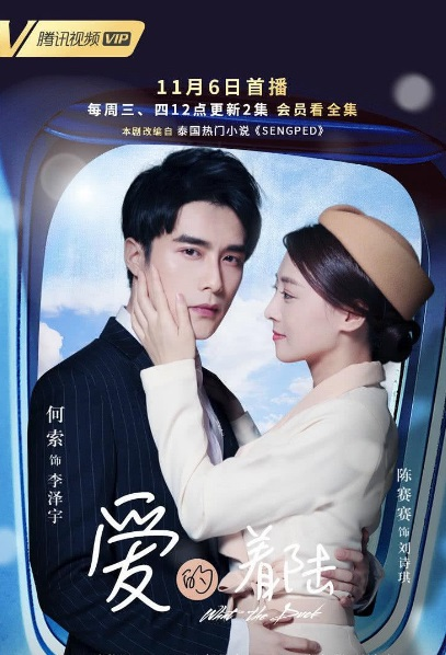What the Duck Poster, 爱的着陆 2019 Chinese TV drama series
