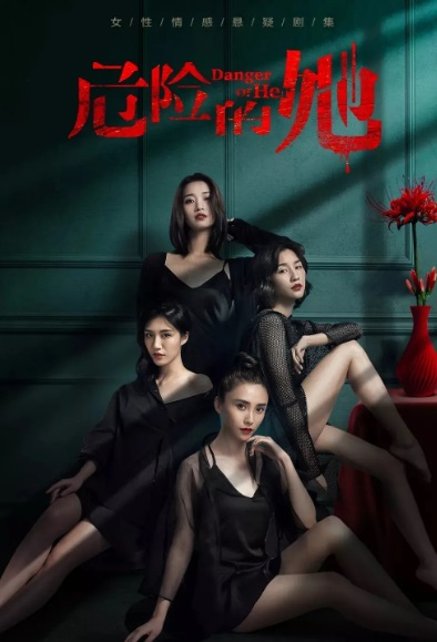 Danger of Her Poster, 危险的她 2020 Chinese TV drama series