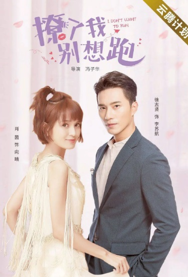 I Don't Want to Run Poster, 花开有晴天 2020 Chinese TV drama series