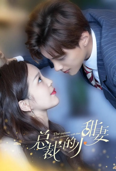 The Darkness Is No Darkness with Thee Poster, 总裁的小甜妻 2020 Chinese TV drama series