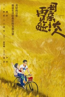 The Last Goodbye to Mama Poster, 再见啦母亲大人 2020 Chinese TV drama series